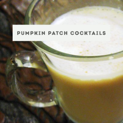 Pumpkin Patch Cocktail #SundaySupper