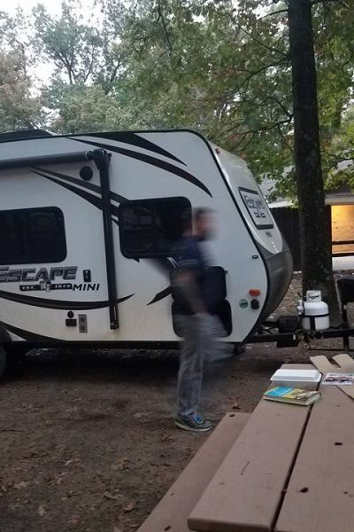 We bought an RV! (+Gun Lake Campground Review)