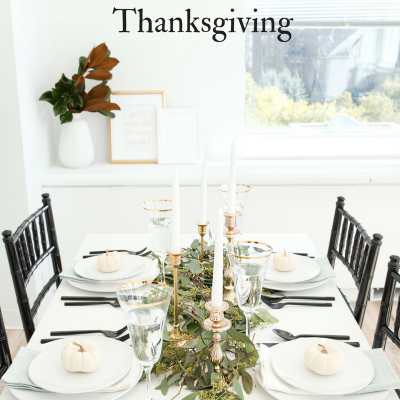 7 Strategies to Not Overindulge This Thanksgiving