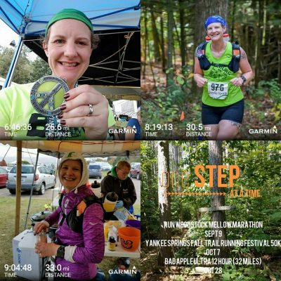 Bad Apple Ultra Race Recap + I'm a Marathon Maniac!