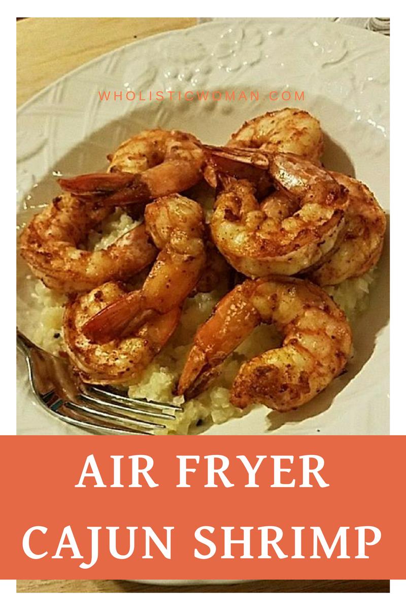 how to cook shrimp in actifry