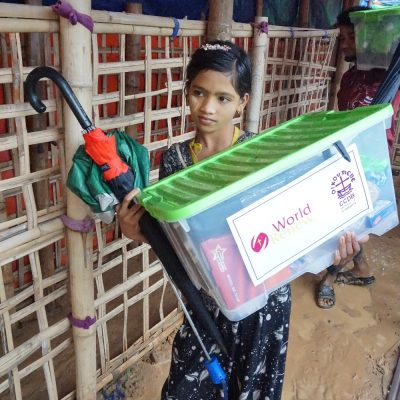 Update on the Rohingya Refugee Situation (The Rain Has Come)