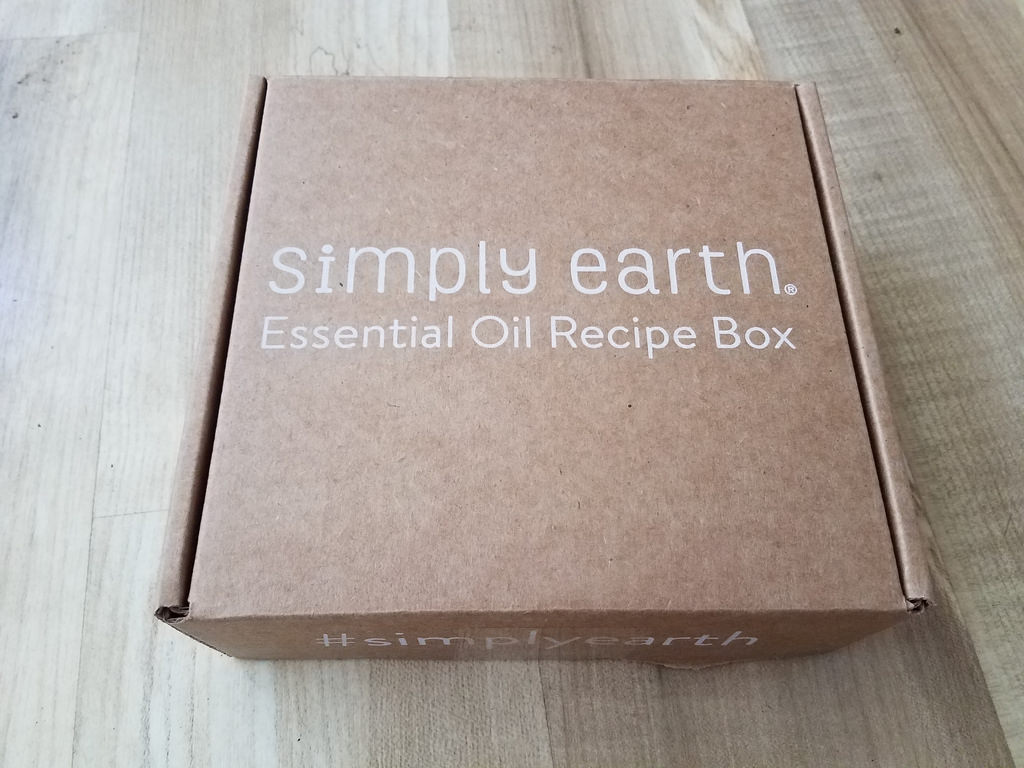 essential oil monthly box